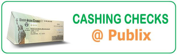 Publix Check Cashing Policy